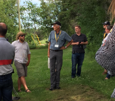 Mid-Summer Apple Meeting and Tour