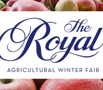 Winners of Royal Agricultural Winter Fair Apple Competition