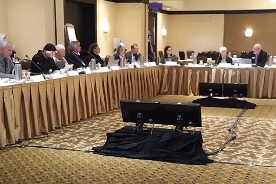 CHC President and Executive Director participate in horticulture value chain round table