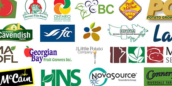 Logos des membres