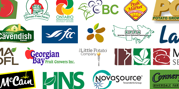 Collage of member logos