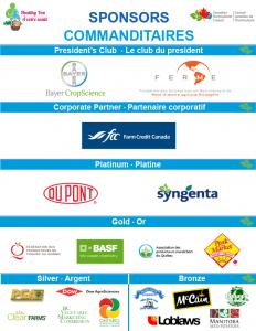 2015 Quebec City AGM Sponsors
