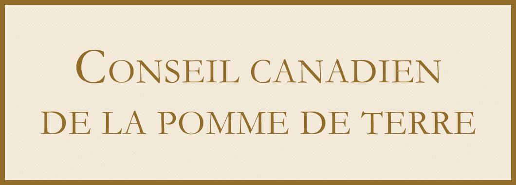 Conseil canadien de la pomme de terre