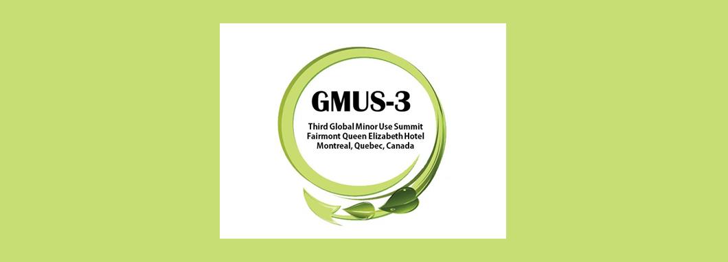 Global Minor Use Summit logo