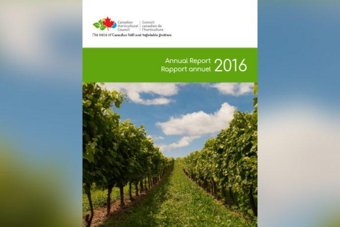 Téléchargez le Rapport annuel 2016 du CCH