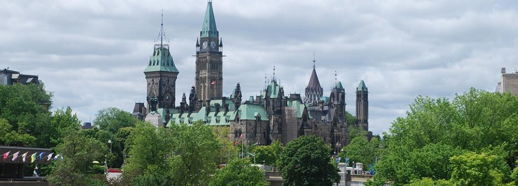 Ottawa Parliament buildings