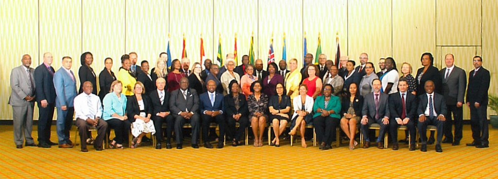 delegates of 51st annual SAWP review meeting