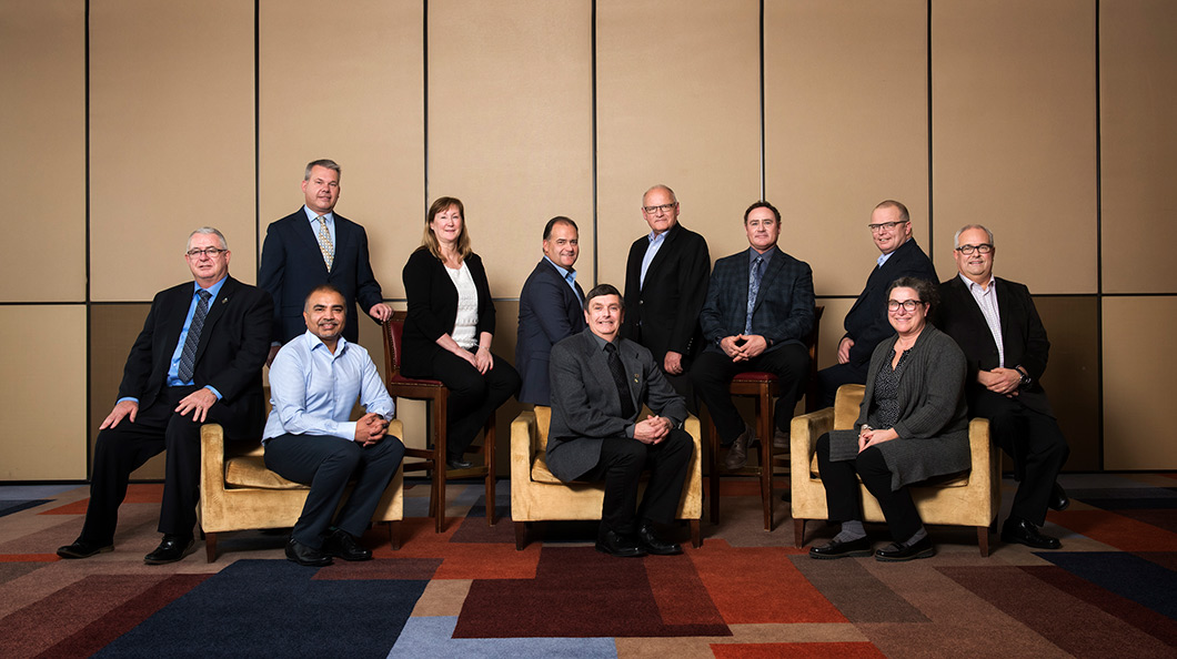 2018 CHC board of directors