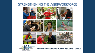 CAHRC - Strengthening the AgriWorkforce