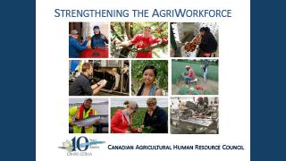 CAHRC - Strengthening the AgriWorkforce